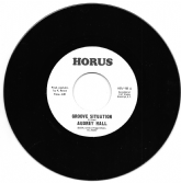 Audrey Hall - Groove Situation / J.R.M. Orchestra - Situation (Horus) 7""